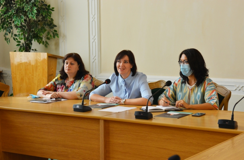 На Волині триває семінар щодо гендерної рівності