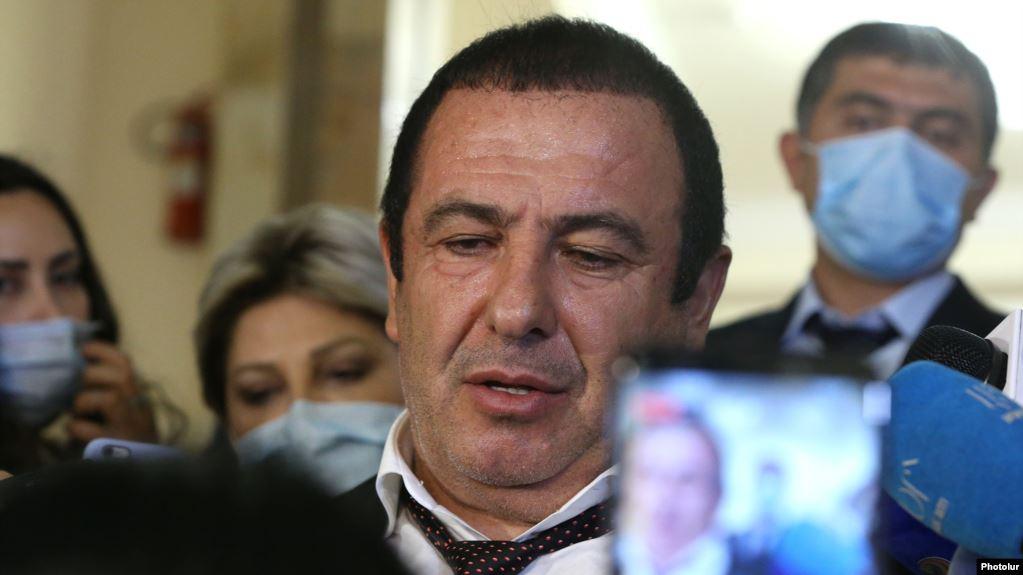 У Вірменії арештували лідера найбільшої опозиційної партії