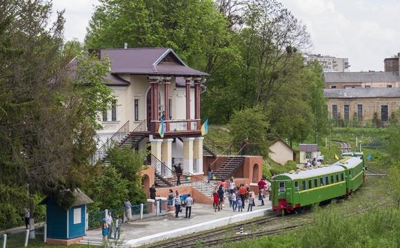 У Луцьку збирають підписи проти закриття дитячої залізниці