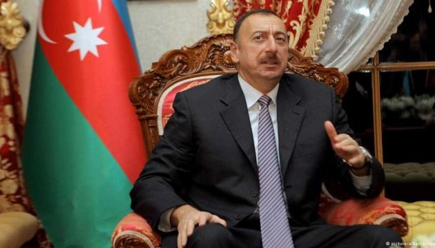 Президент Азербайджану назвав умову для припинення боїв у Нагірному Карабаху