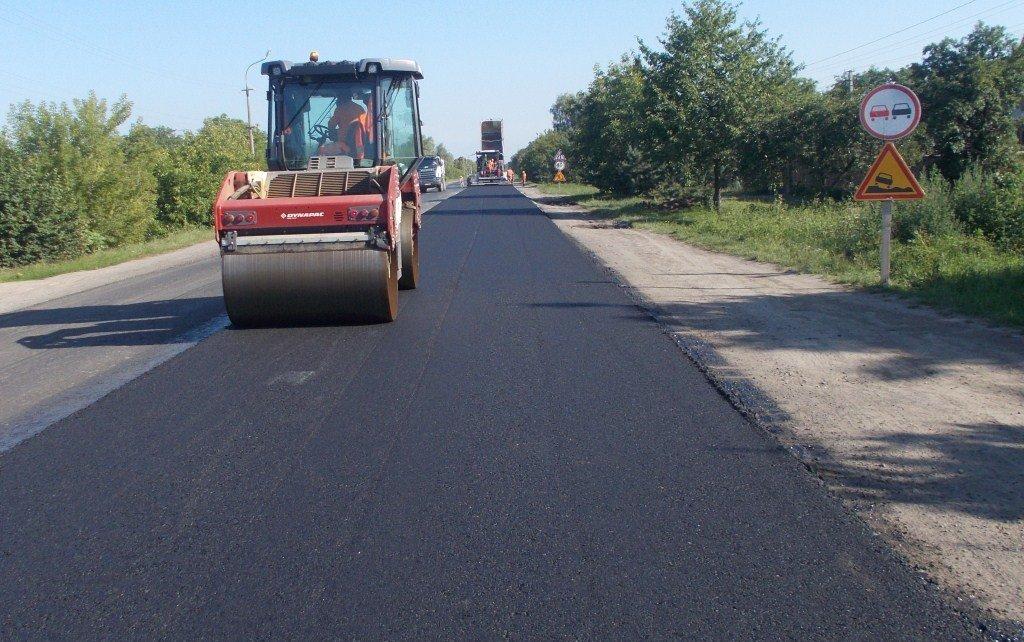 На ремонт дороги у Луцькому районі витратять понад 16 мільйонів