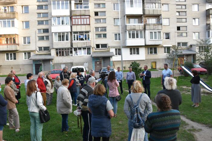 У шести багатоповерхівках на проспекті Молоді у Луцьку встановлять ІТП