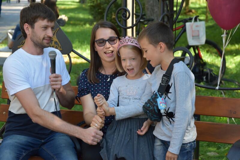 У Луцьку організували фестиваль сімейних традицій «LutskFamilyFest»