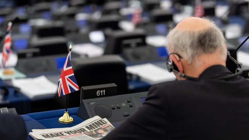 Європарламент пригрозив заблокувати торгову угоду з Британією через кроки Лондона