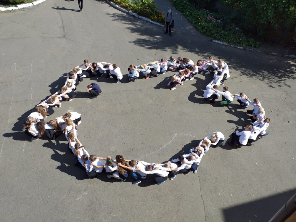 Міжнародний день миру відзначили у громаді поблизу Луцька