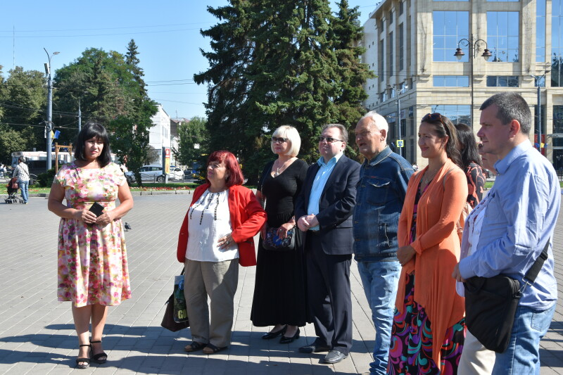 У Луцьку стартував фестиваль «Лісова пісня»