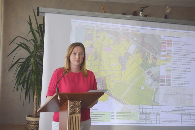 У Ковелі обговорили низку майбутніх будівництв