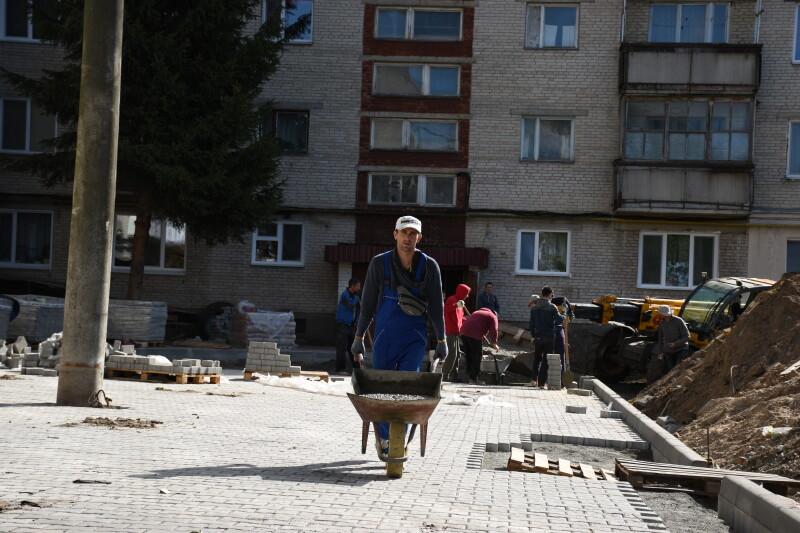 У Луцьку ремонтують декілька вулиць