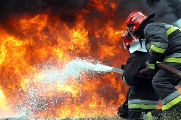 За тиждень на Волині ліквідували десять пожеж