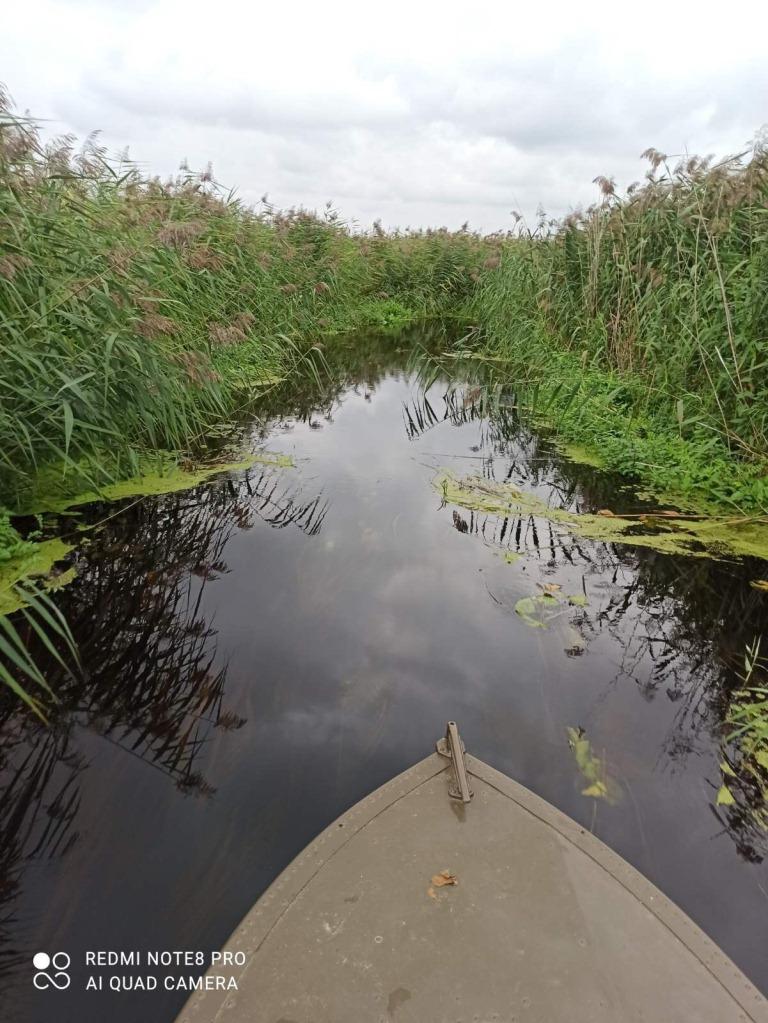 За тиждень волинські рибпатрульні викрили 16 порушень природоохоронного законодавства