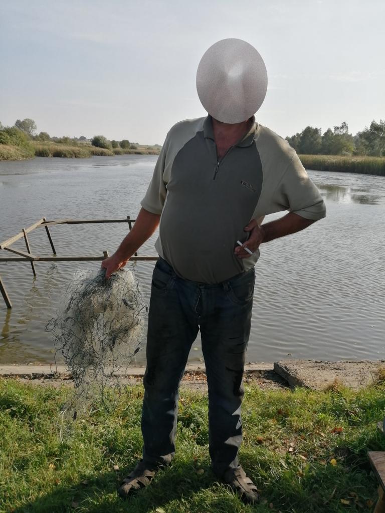 Волинські рибпатрульні за тиждень викрили дев'ять порушень природоохоронного законодавства