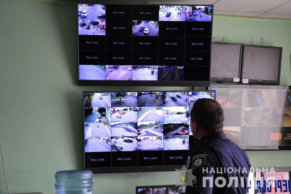 У містах на Волині камери відеоспостереження допомагають розкривати злочини