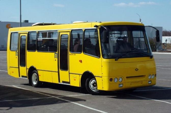 У Нововолинську відновлює роботу один з автобусних маршрутів