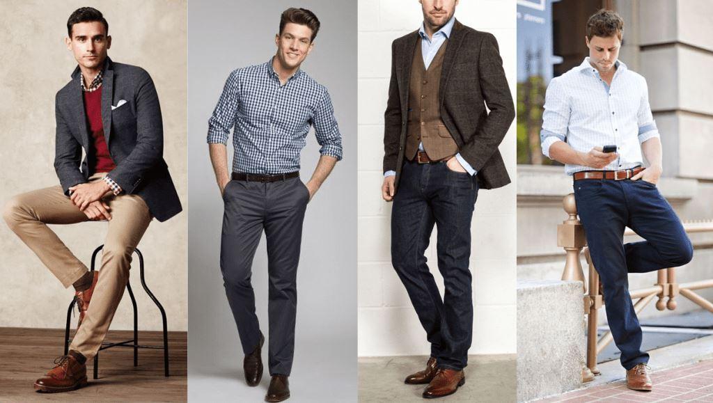 Діловий стиль одягу для жінок та чоловіків*