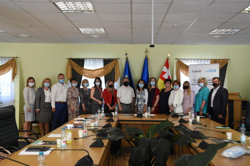 У Луцьку відбулася зустріч з представниками структури ООН з питань гендерної рівності