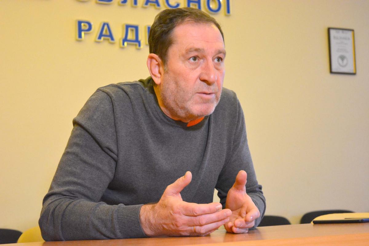 Василя Столяра звільнили з посади директора КП «Волиньприродресурс»