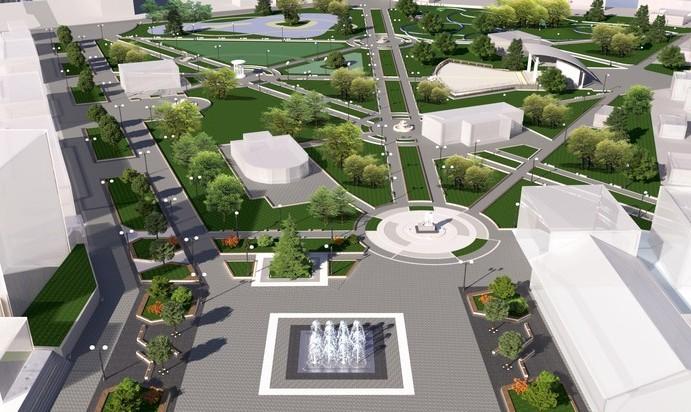 У Ковелі планують реконструювати парк