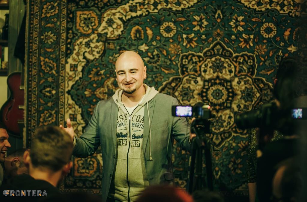 «Фронтера» у Луцьку для дорослих: два заходи з грифом «18+»