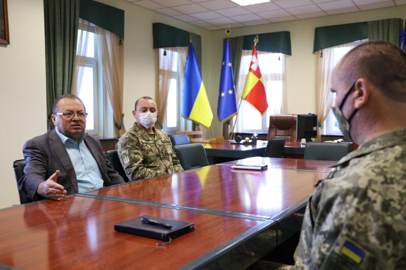 У Луцьку обговорили зміни до законопроекту про військову службу у резерві