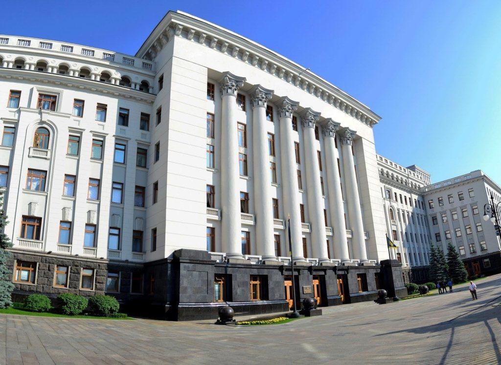 В урядовому кварталі у Києві затримали чоловіка з гранатою