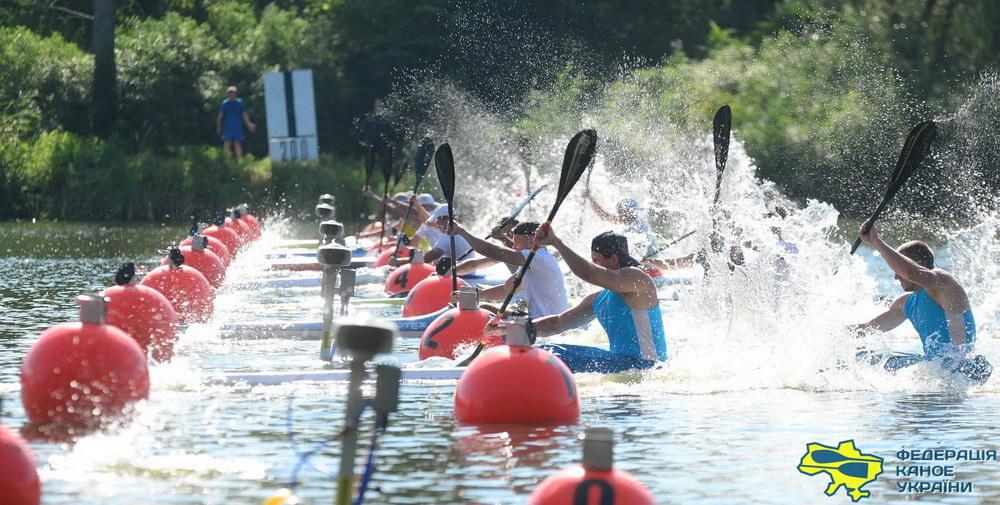 Волинські веслувальники здобули вісім медалей
