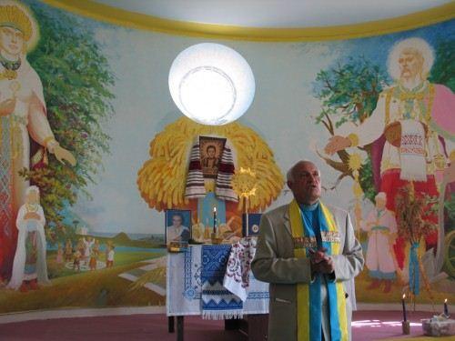 Поблизу Луцька побудують храм послідовників РУНВіри