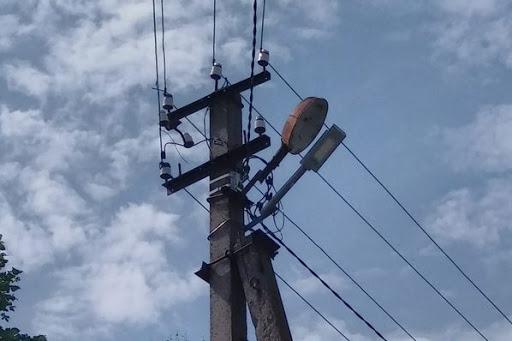 У місті на Волині не працюватиме вуличне освітлення у зв'язку з ремонтом