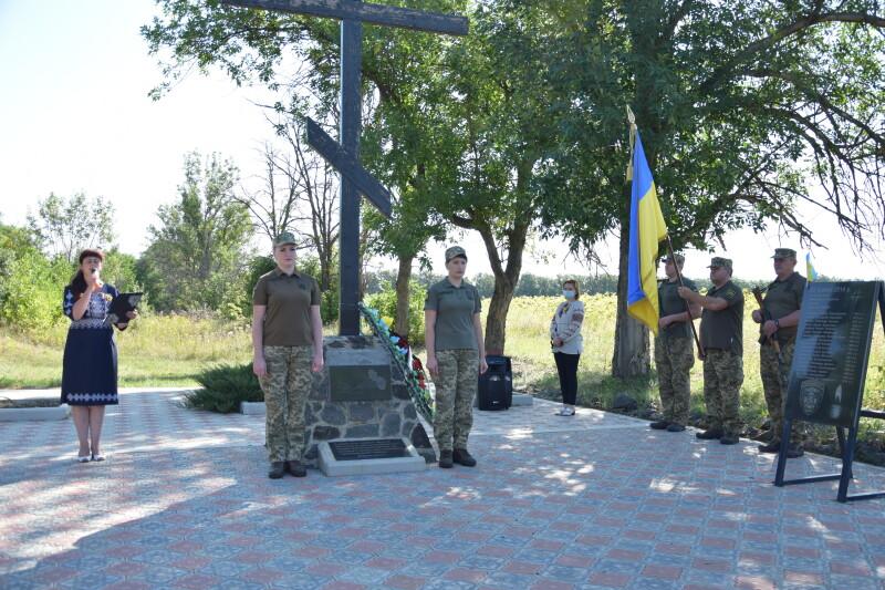 У Волновасі вшанували пам'ять загиблих волинян