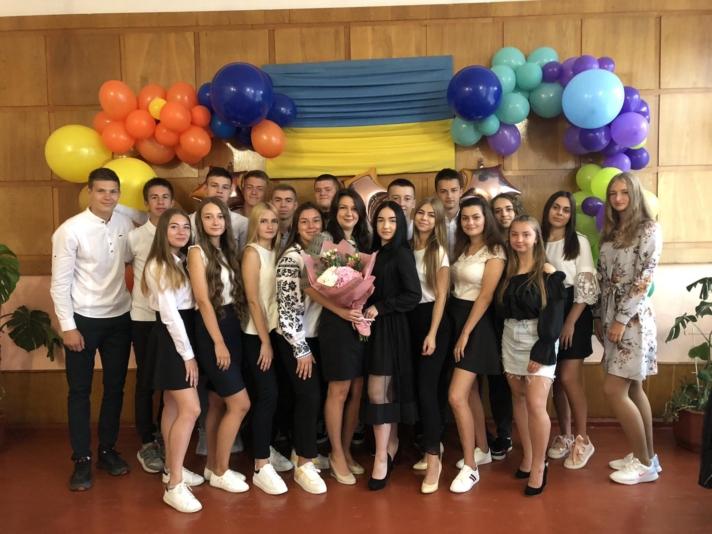 У Нововолинську відзначили особливий День знань