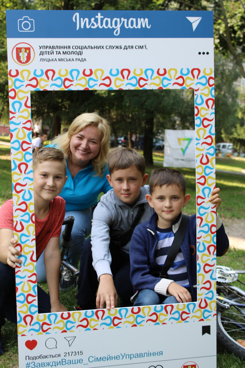 У мікрорайоні Луцька відбувся фестиваль «Я – лучанин, я – лучанка»