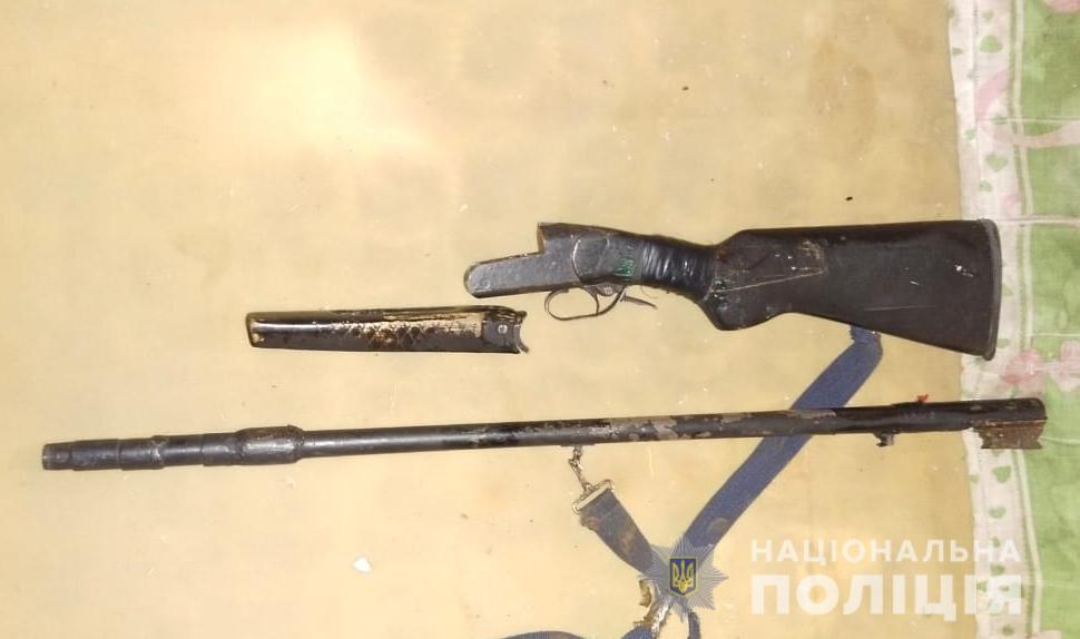 У волинян вилучили зброю та боєприпаси