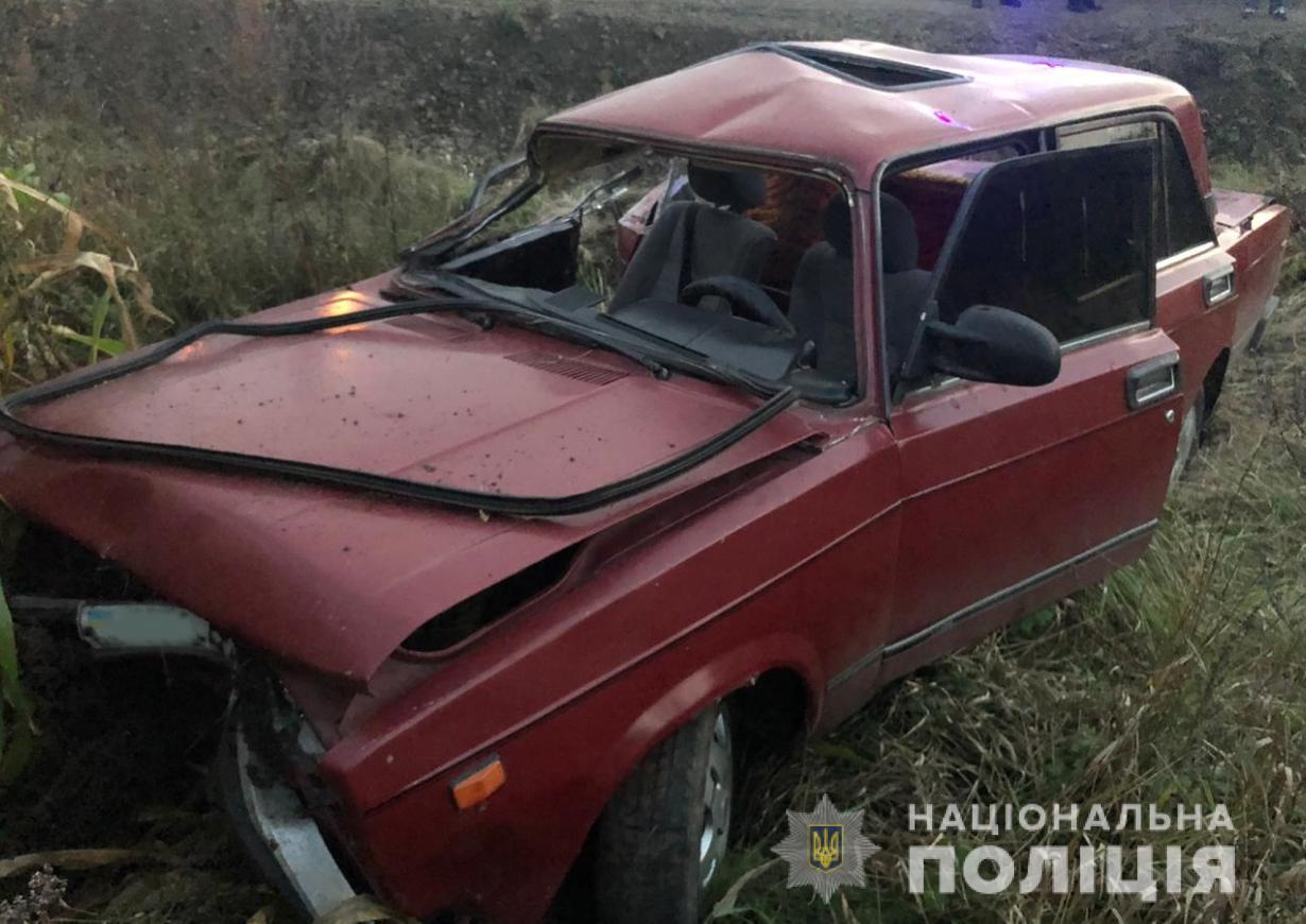 На Волині за добу в ДТП постраждало семеро осіб