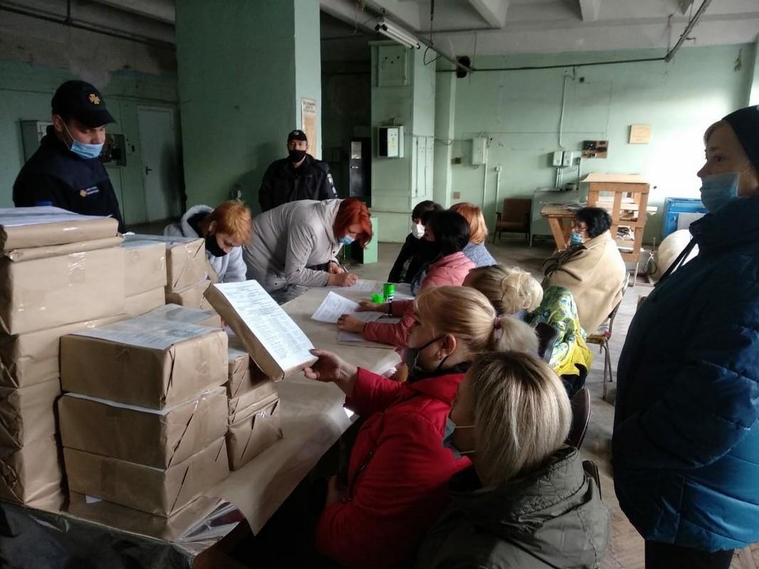 На Волині напередодні виборів окремі комісії передруковують бюлетені