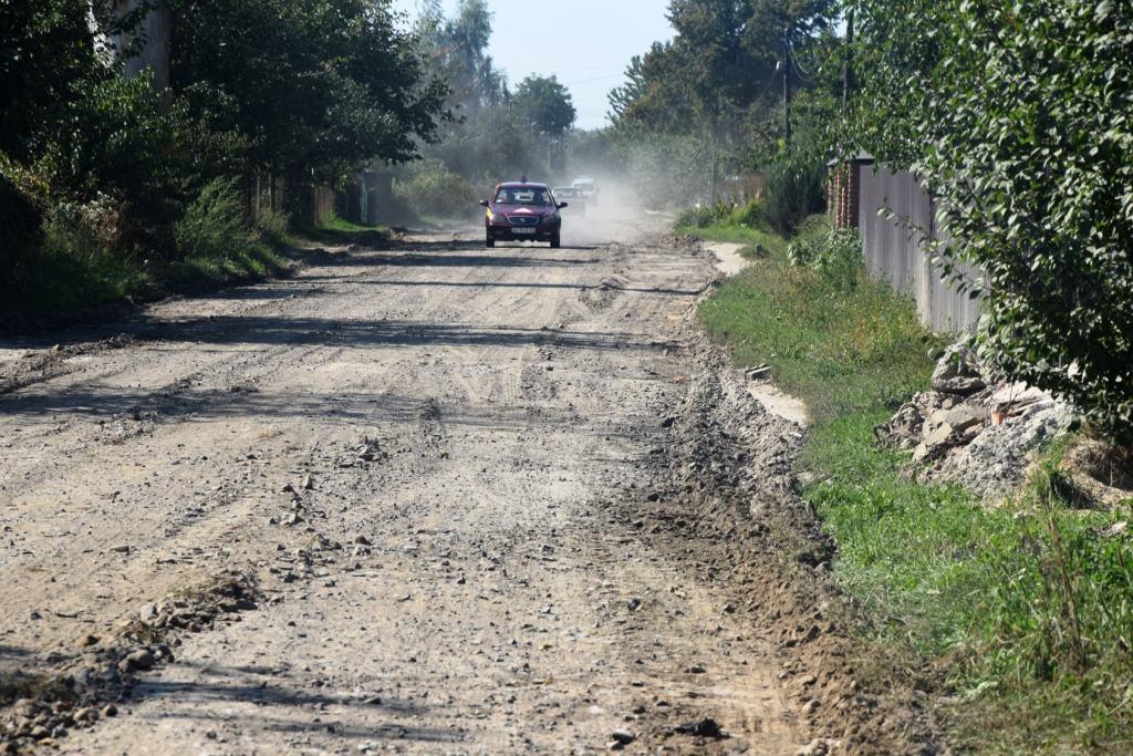 Поблизу Луцька капітально ремонтуватимуть аварійну ділянку дороги