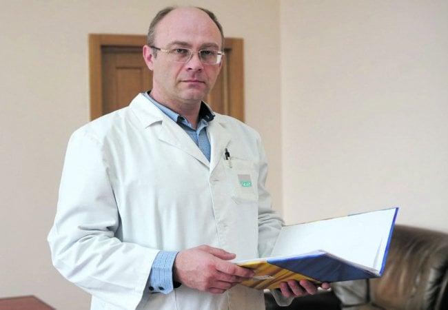 Директора Волинської обласної інфекційної лікарні рекомендували звільнити