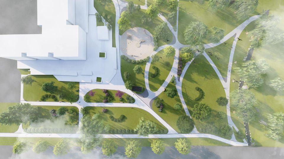Яким може бути новий сквер у Луцьку