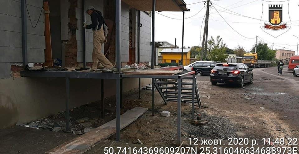У Луцьку виявили незаконне переоблаштування квартири