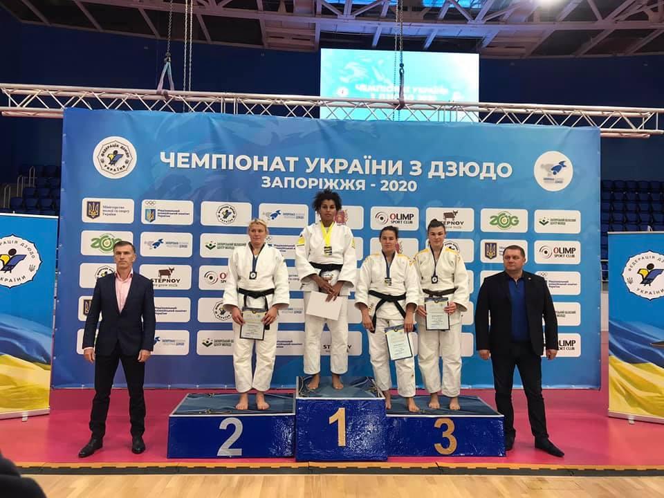 Волинські спортсмени успішно виступили на чемпіонаті України з дзюдо