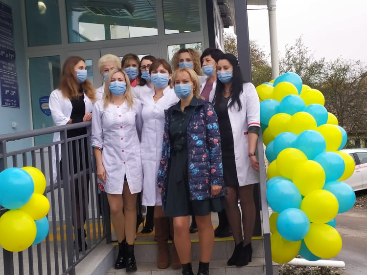 У Нововолинську відкрили нову амбулаторію