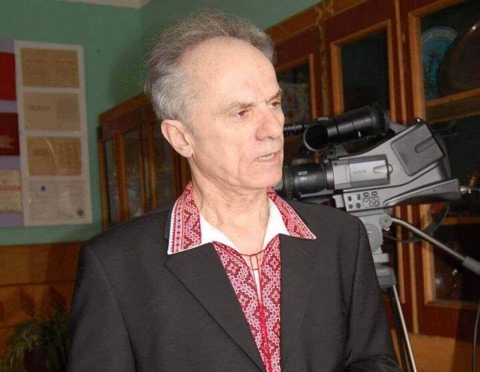 Помер багаторічний керівник волинського ансамблю «Колос»