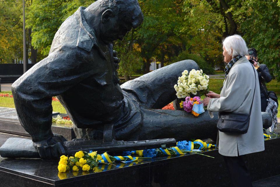 У Луцьку відзначили День вигнання нацистських окупантів з України