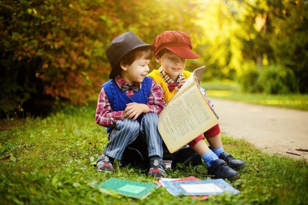 Як прищепити дитині любов до читання*