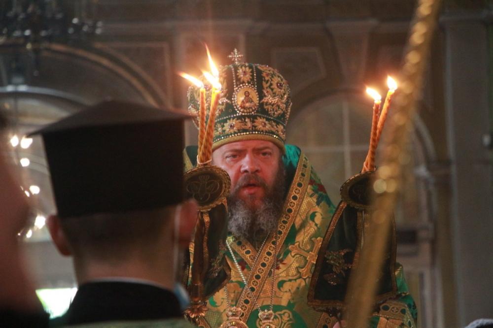У Луцьку відзначать ювілей архієрейської хіротонії владики Михаїла