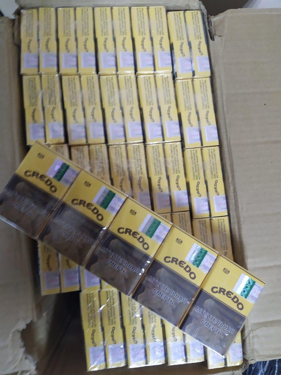 На Волині виявили сигарети, які незаконно переправляли з Білорусі