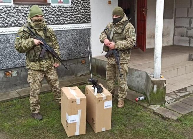 Волинські правоохоронці провели обшуки у контрабандистів