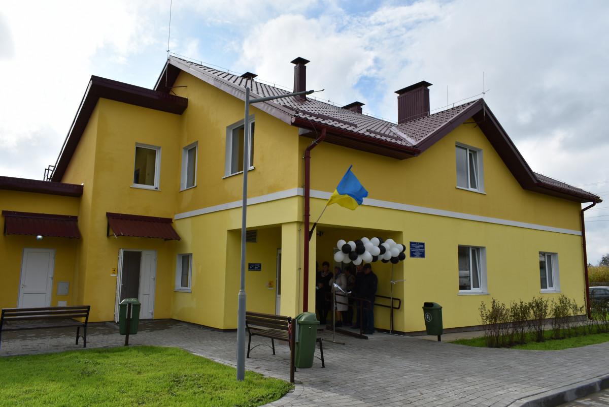 У селі на Волині відкрили амбулаторію