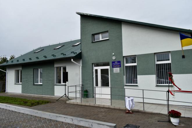 У селі на Волині відкрили амбулаторію, побудовану за кошти Світового банку