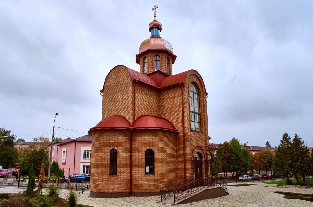 У центрі Луцька освятять університетський храм