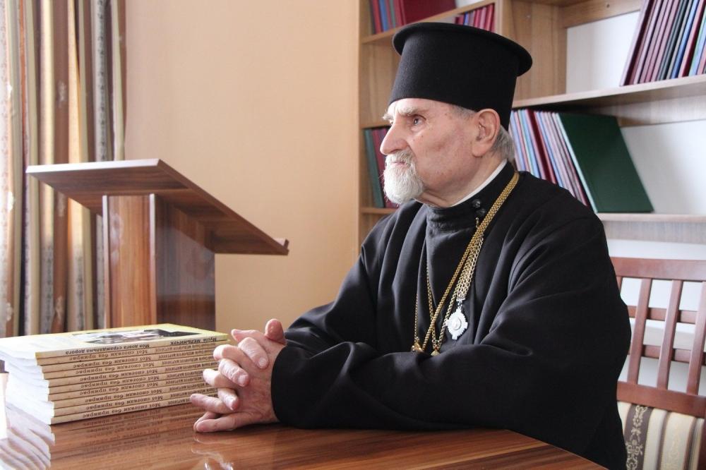 Відійшов у вічність найстарший священик Волинської єпархії ПЦУ