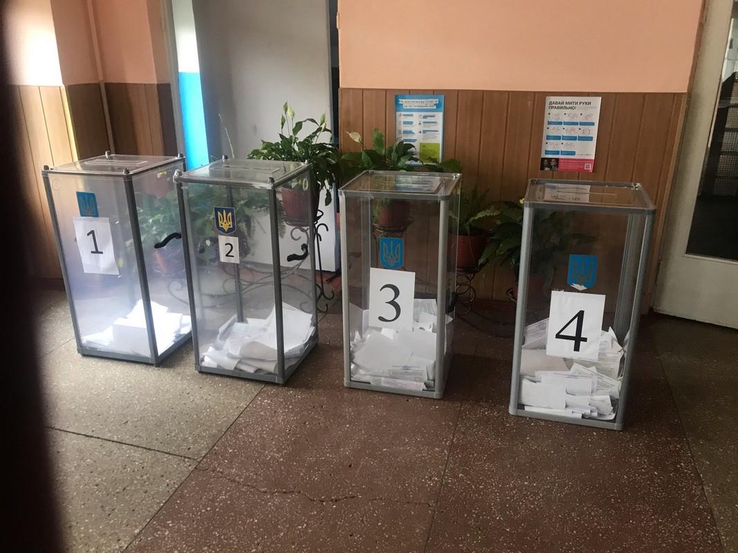 Нестача скриньок, голосування за межами кабінки та відсутність пандусів: які порушення виявили під час голосування на Волині